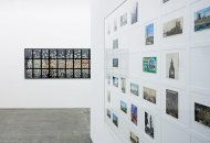 Second Hand curated by Jaspar Sharp, Installation Shot, Kerstin Engholm gallery, 2009
